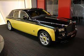 rolls royce gold baniyas gold u0026 baniyas black phantom is unique