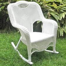 wicker rocking chairs you u0027ll love wayfair