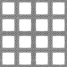 japanese pattern black and white vector seamless ceramic pattern squares japanese pattern abstract