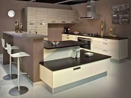 table bar de cuisine cuisine moderne avec bar en l meuble bois ilot kuestermgmt co