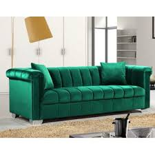 Green Sofa Bed Green Sofas Joss U0026 Main