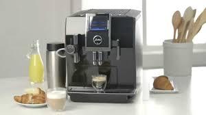 Sur La Table Coffee Maker Jura Impressa Z9 One Touch Tft Coffee Machine Youtube