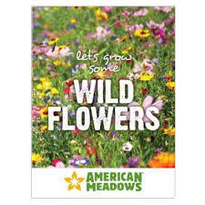 wildflower seed packets let s grow wildflowers seed packet seed packets wildflowers and