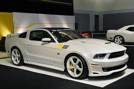 saleen a closer look at saleen u0027s 30th anniversary sa 30 mustang