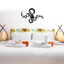 wall stickers vinyl decal home clock decor mural art feathers clock wall stickers gold quick shop
