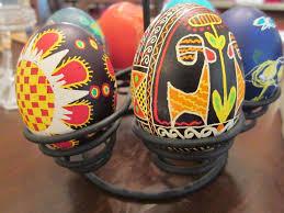 ukrainian egg ukrainian easter eggs theroommom