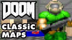 Classic Maps Classic Maps Doom Gameplay Walkthrough Pc Youtube