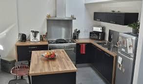 cuisine laqué noir cuisine laque beige top cuisine avec sol beige u chaios meuble