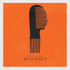afro comb artist fred martins uses afro combs to celebrate