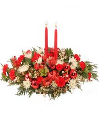 greenville florist home for christmas centerpiece in greenville oh helen s flowers