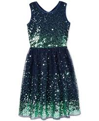 a sparkly shimmering dress by crystal doll is just the thing she