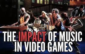 Hit The Floor Music Video - feature the impact of music in video games htf magazine