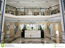 Hotel Interior by Baroque Style Hotel Interior Stock Image Image 34634191