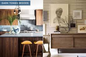 kitchen wooden furniture bad wood finishes emily henderson