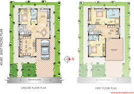 30x50 House Floor Plans 60 40 Indian House Plan House Interior