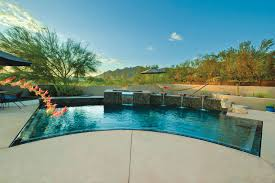 Patio That Turns Into Pool Top 8 Swimming Pool Shapes Luxury Pools