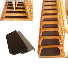 modern household wearable carpet stair tread door mats non slip