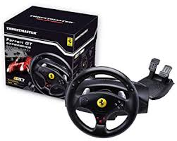 volante ps3 thrustmaster thrustmaster gt experience racing wheel volant pour