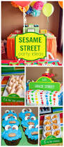 the 254 best images about sesame street party on pinterest