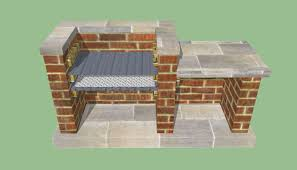 bbq pit plans howtospecialist how to build step by step diy plans