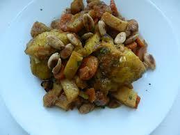 comment cuisiner les panais tajine de poulet aux panais carottes citron confit c est pas
