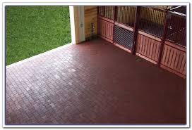 patio deck tiles recycled rubber patios home design ideas