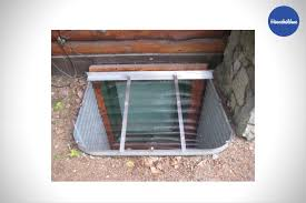 basement window well basement window window well styles and cover options