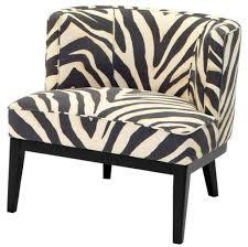Wohnzimmer Sessel Design Zebra