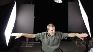 best softbox lighting for video cheap video lighting review of the ephoto 4500w softbox kit youtube