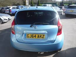 nissan note 2004 used nissan note for sale rac cars