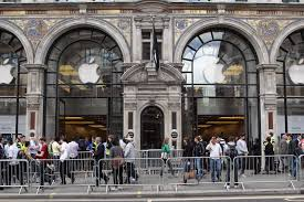 Apple Store Paris by Why Apple Inc Aapl Needs To Double Its Dividend Investing