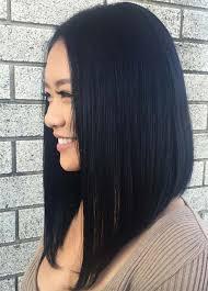 long bobs with dark hair 100 dark hair colors black brown red dark blonde shades