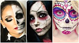 Halloween Costume And Makeup Ideas by Diy Halloween Makeup Ideas Youtube