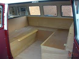 volkswagen van original interior vw camper van split screen 1974 15 window bus