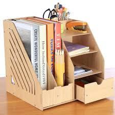 boite de rangement papier bureau dossier a4 papier bureau fournitures de bureau boîte de rangement en