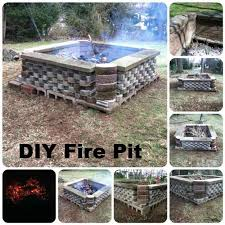 Making Fire Pit From Washer Tub - 27 fire pit ideas and designs to improve your backyard homesteading