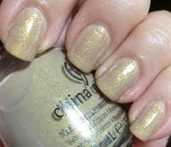 paillette a little nail polish journal gilded tan