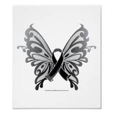 lung cancer ribbon butterfly tattoos search my stuff