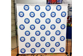 step and repeat backdrop and repeat