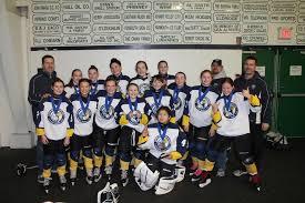 youth hockey south shore shehawks u12a girls win chowda cup