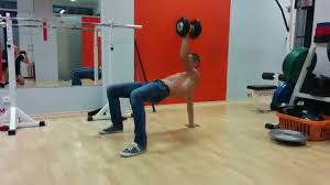 Dumbbell Exercises Chest No Bench - milko no bench press youtube