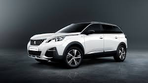 peugeot cars 2017 2017 peugeot 5008 debuts as seven seat suv