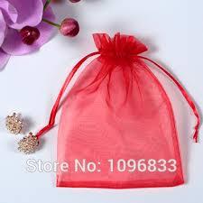 verpackung hochzeitsgeschenk aliexpress kordelzug sack größe 13x18 cm rot