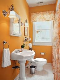 warm bathroom color schemes small bathroom small bathroom paint
