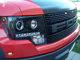 Ford Raptor Headlights - 6 2 mods complete build by k p page 43 ford raptor forum f