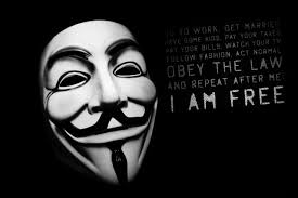 anonymous mask images anonymous mask free freedom quote ka315 room home wall