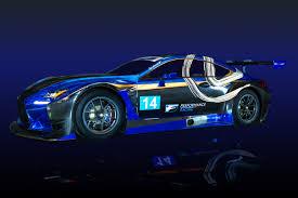 lexus performance tour experience lexus f performance racing drivers announced sage karam signed