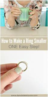 make rings images How to temporarily make a ring smaller dans le lakehouse jpg