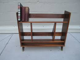 Ebay Bookcase by Mcm Unique Vintage Small Modern Bookshelf Bookcase Stand For Books