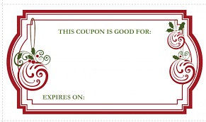 34 wonderful gift voucher templates for christmas twihot